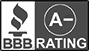 Better Business Bureau - A- rating - Infinitaz